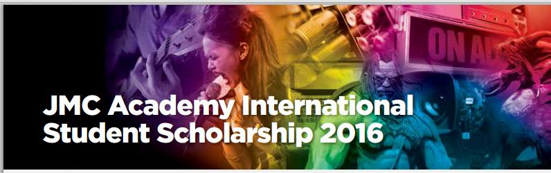 JMC Academy International Scholarship