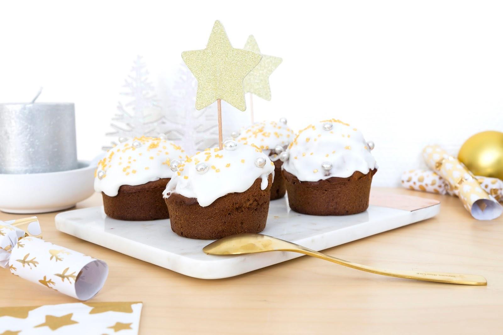 Muffins pain épice recette