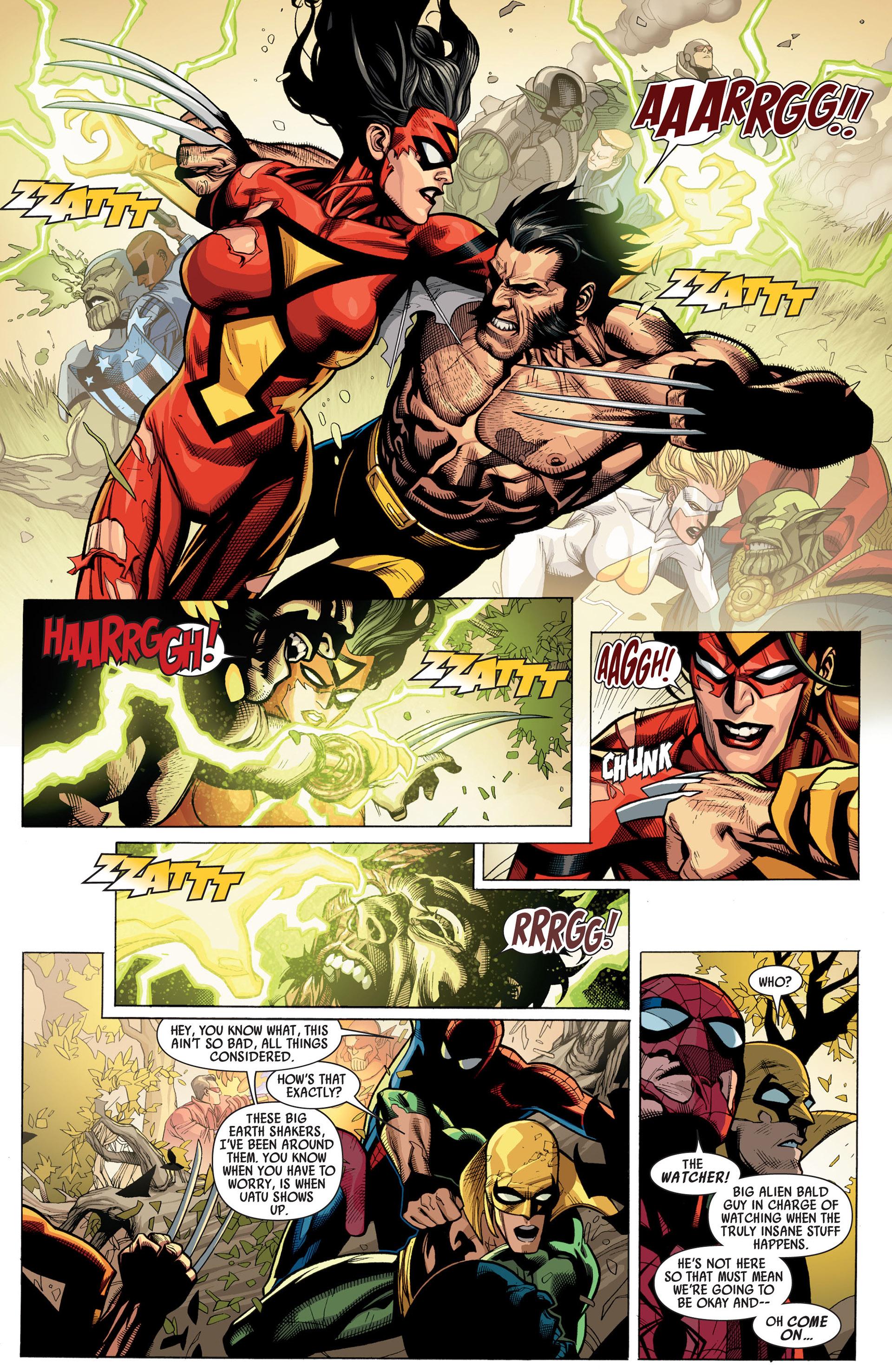 Read online Secret Invasion comic -  Issue #7 - 11