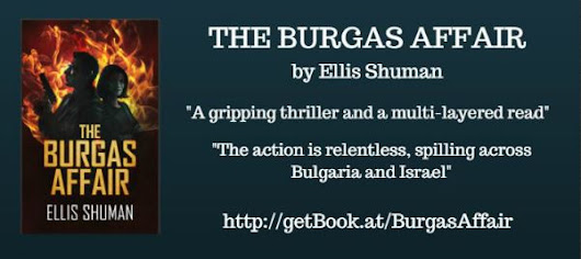 "What Readers Are Saying about ""The Burgas Affair"""