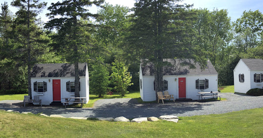 New on the market! Popular cottages at the doorstep of Acadia National Park