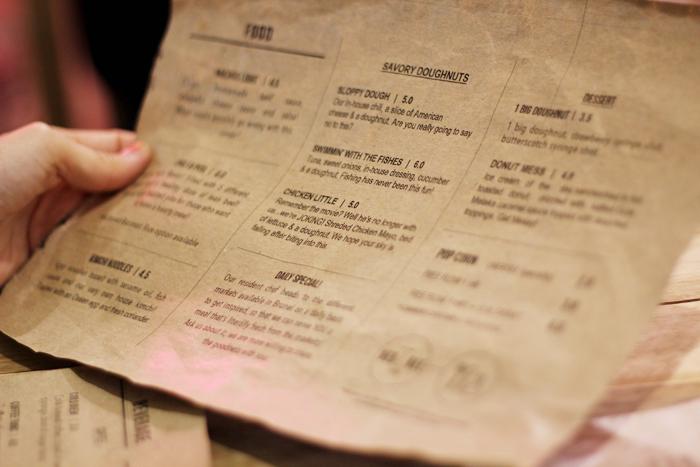 nerdee ner dee ner|dee cafe café brunei regent square menu