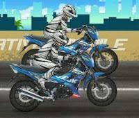 drag bike indonesia mod free modif