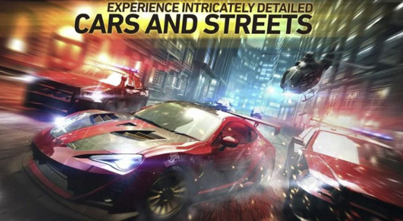 Need for Speed No Limits Mod Apk No Cars Damage Terbaru