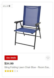 Target Lawn Chairs Folding 3
