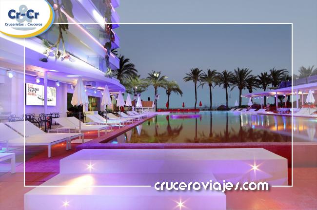 UNA NUEVA WEB PARA REUNIR TODA LA EXPERIENCIA ONLINE DE USHUAÏA IBIZA BEACH HOTEL