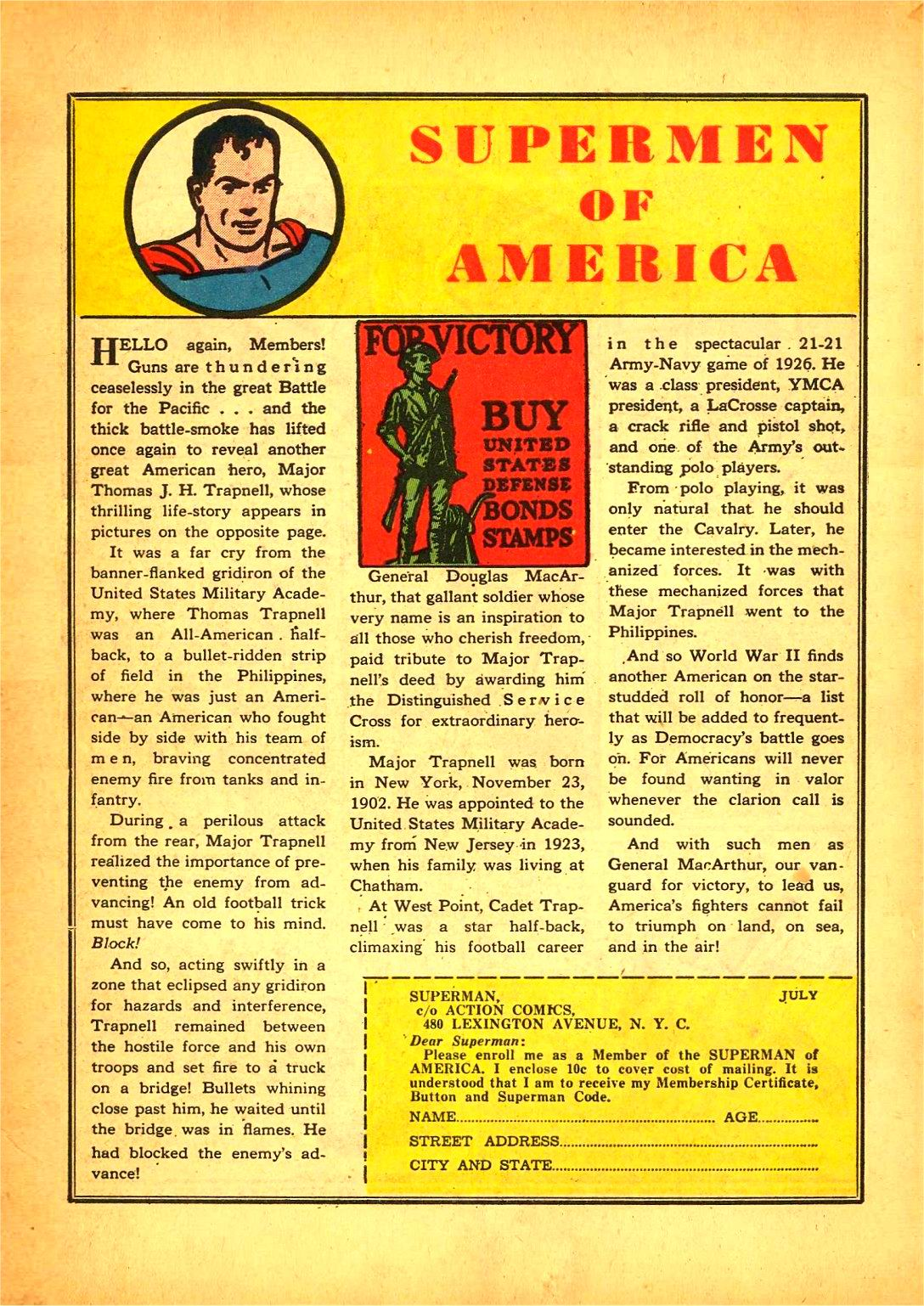 Read online Action Comics (1938) comic -  Issue #50 - 20