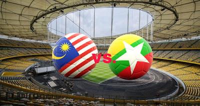 Siaran Langsung Malaysia vs Myanmar Piala AFF Suzuki 24.11.2018