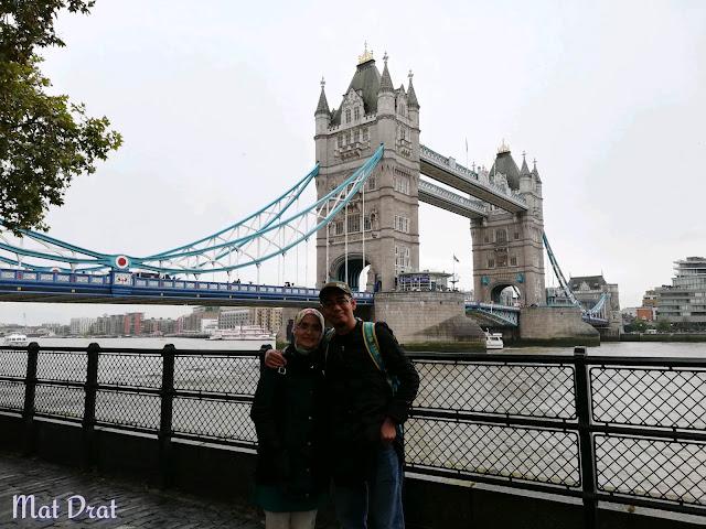 Trip London - Tower Bridge dan Tower of London