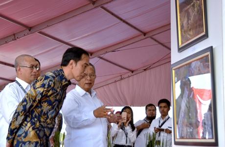 Presiden Jokowi Harapkan 245 Proyek Strategis Nasional Bisa Selesai Pada 2019