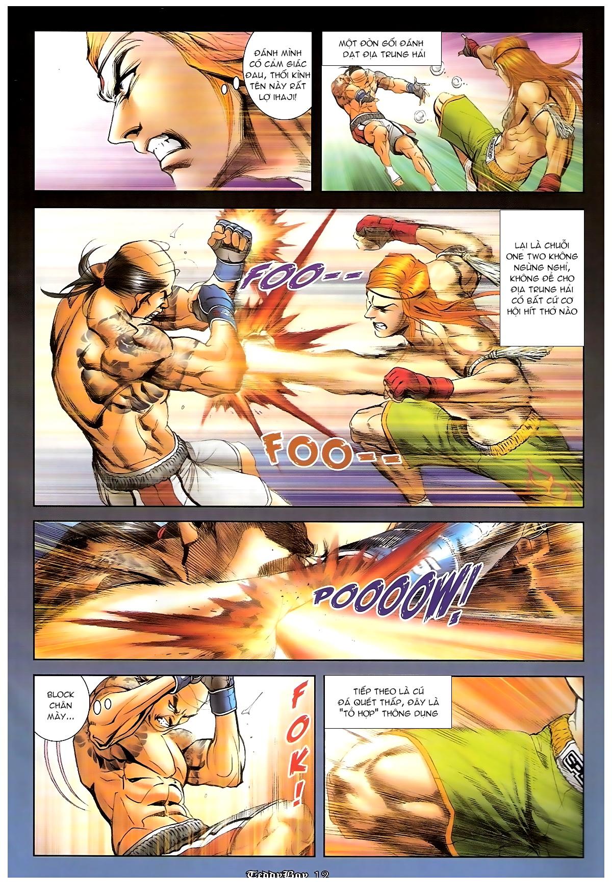 Người Trong Giang Hồ - Chapter 1250: Tối Cường vs Tối Cường 2 - Pic 10