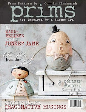 Stampington & Co.--SPRING 2011: 4 of my Rabbits are featured!