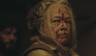 Jessica Lange Isn't Playing The Butcher On 'AHS: Roanoke,' But The Villain Still Made A Grand Entrance
