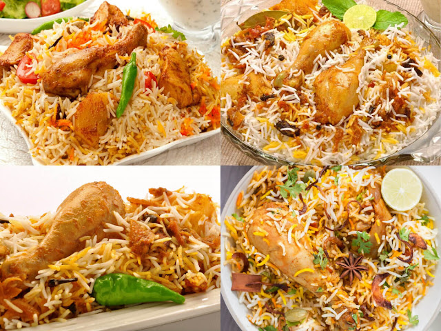 برياني الدجاج أكلة هندية لذيذة جداً ومحبوبة لدى الجميع اكتشفوا الطريقة مع موقع عالم الطبخ والجمال في المنزل!