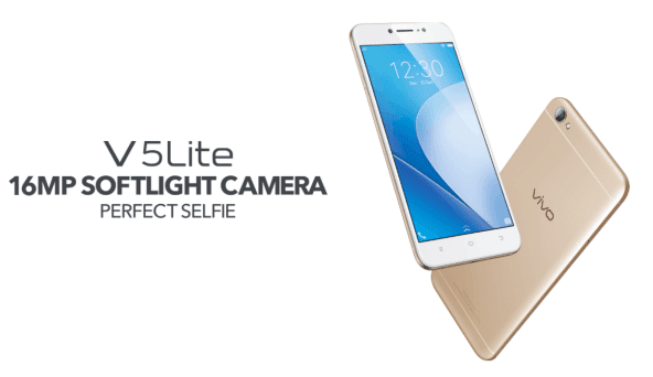 Harga Dan Spesifikasi Vivo V5 Lite Terbaru