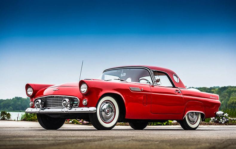 Компания Форд в послевоенное время