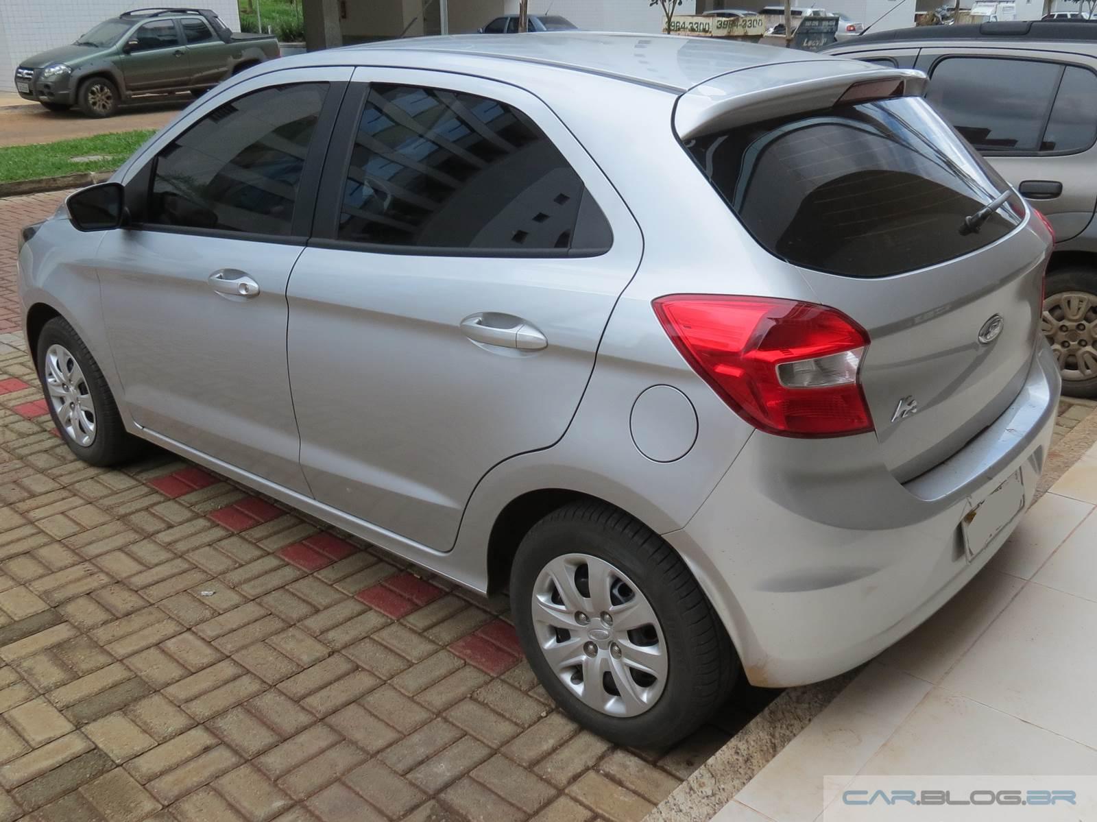 Novo Ford Ka Se   Teste