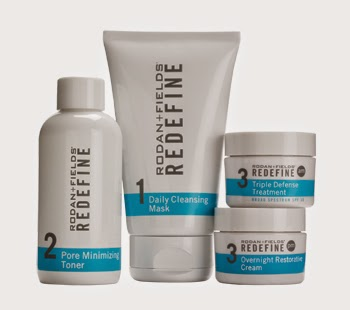 Rodan + Fields Redefine Anti-Aging Regimen