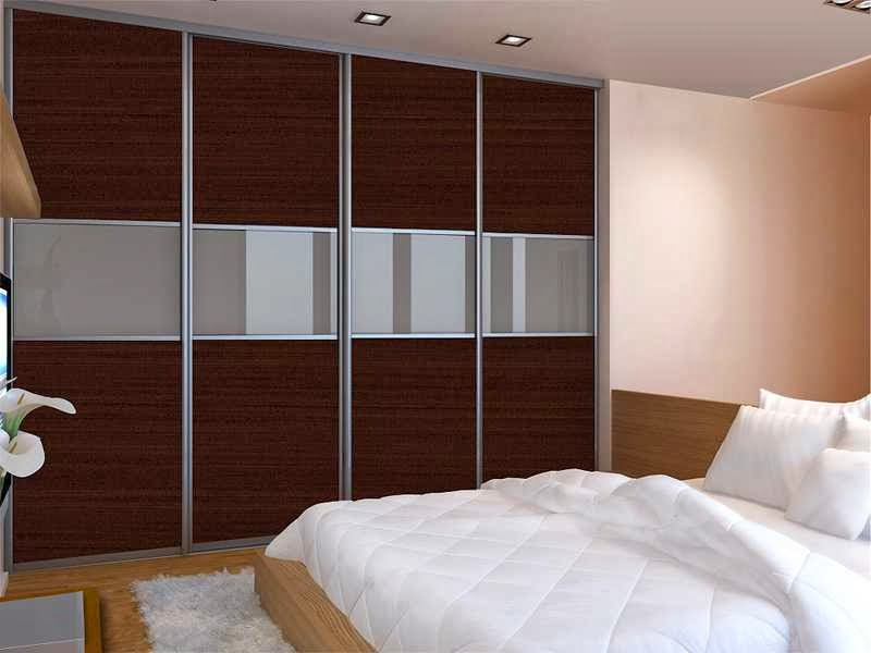 Image of Closet Door Modern