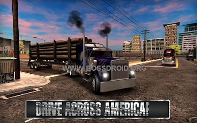 Download Game Truck Simulator USA Full Apk Mod Money