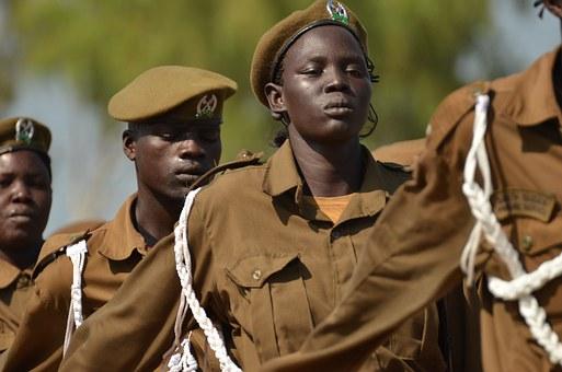 SUDAN - Protesters continue protesting as al-Bashir refuses demands