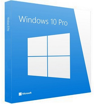 Microsoft Windows 10 AIO 30 en 1 Build 14393.187 poster box cover