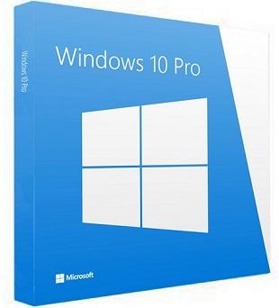 Microsoft Windows 10 AIO 30 en 1 Build 14393.187 poster box cover