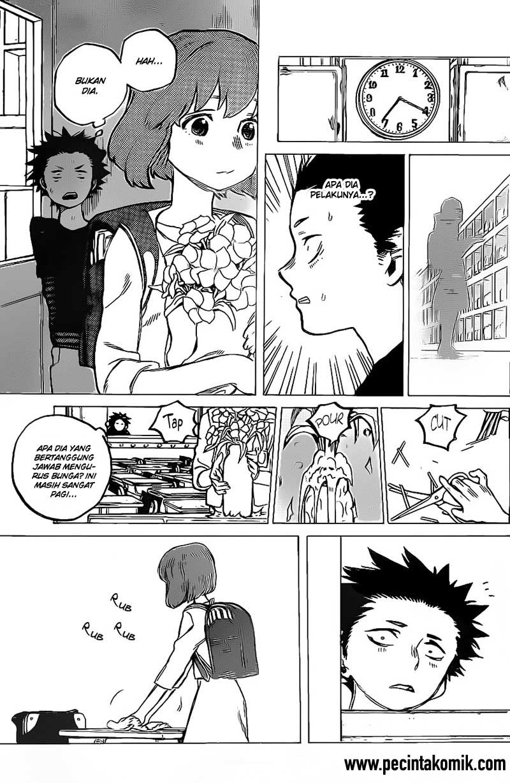 Koe no Katachi Chapter 04-11