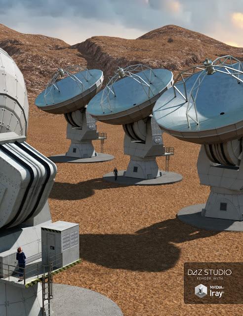 Radio Astronomy Telescope