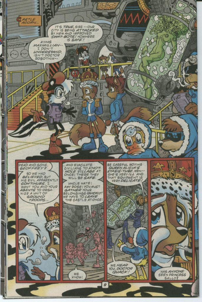 Read online Sonic The Hedgehog comic -  Issue #75 - 14