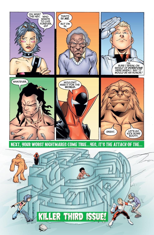 Read online Alpha Flight (2004) comic -  Issue #2 - 20