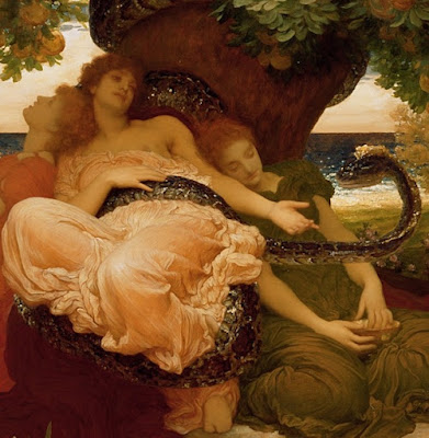 from The Garden of the Hesperides by Frederic Leighton