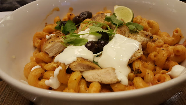 Restaurant review: New dishes at Noodles & Company, Novi, MI