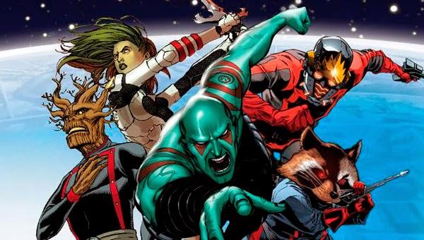 Historia y detalles de los Guardianes de la galaxia en los comics Marvel