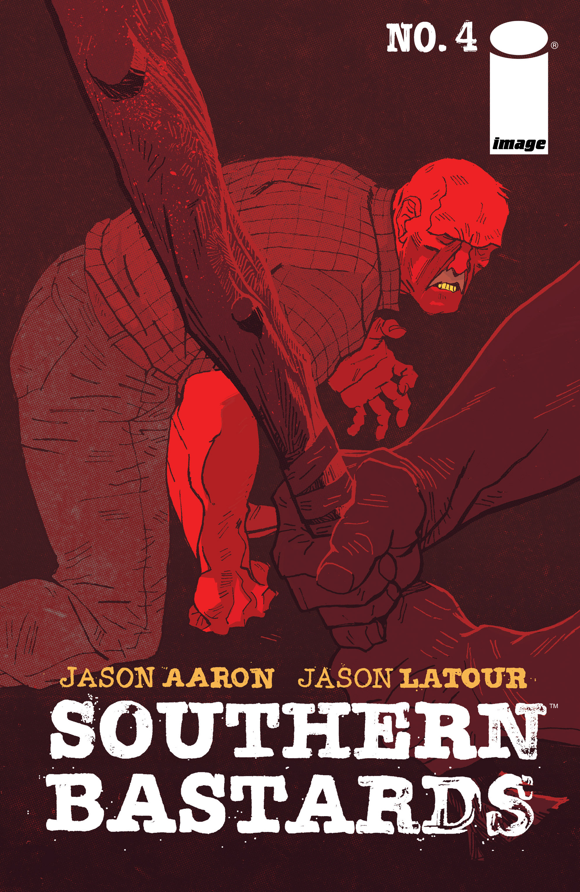 Read online Southern Bastards comic -  Issue #4 - 1