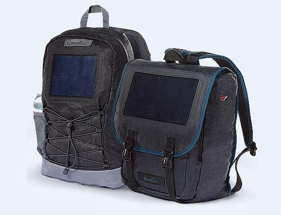 Birksun Solar Backpacks