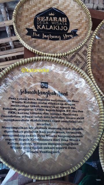 sejarah desa Kalak Ijo