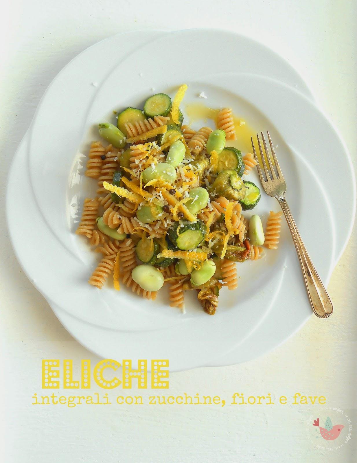 Questo piatto molto verde e fresco porterà in tavola un raggio di sole e di profumatissima primavera!
