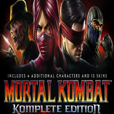 Download Mortal Kombat Kompelet Edition Game For PC
