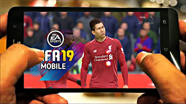Download FIFA 19 Mobile Android Offline New Menu Best Graphics