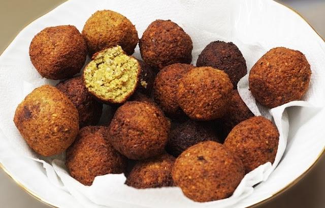 Makanan Khas Mesir Falafel Tamiya