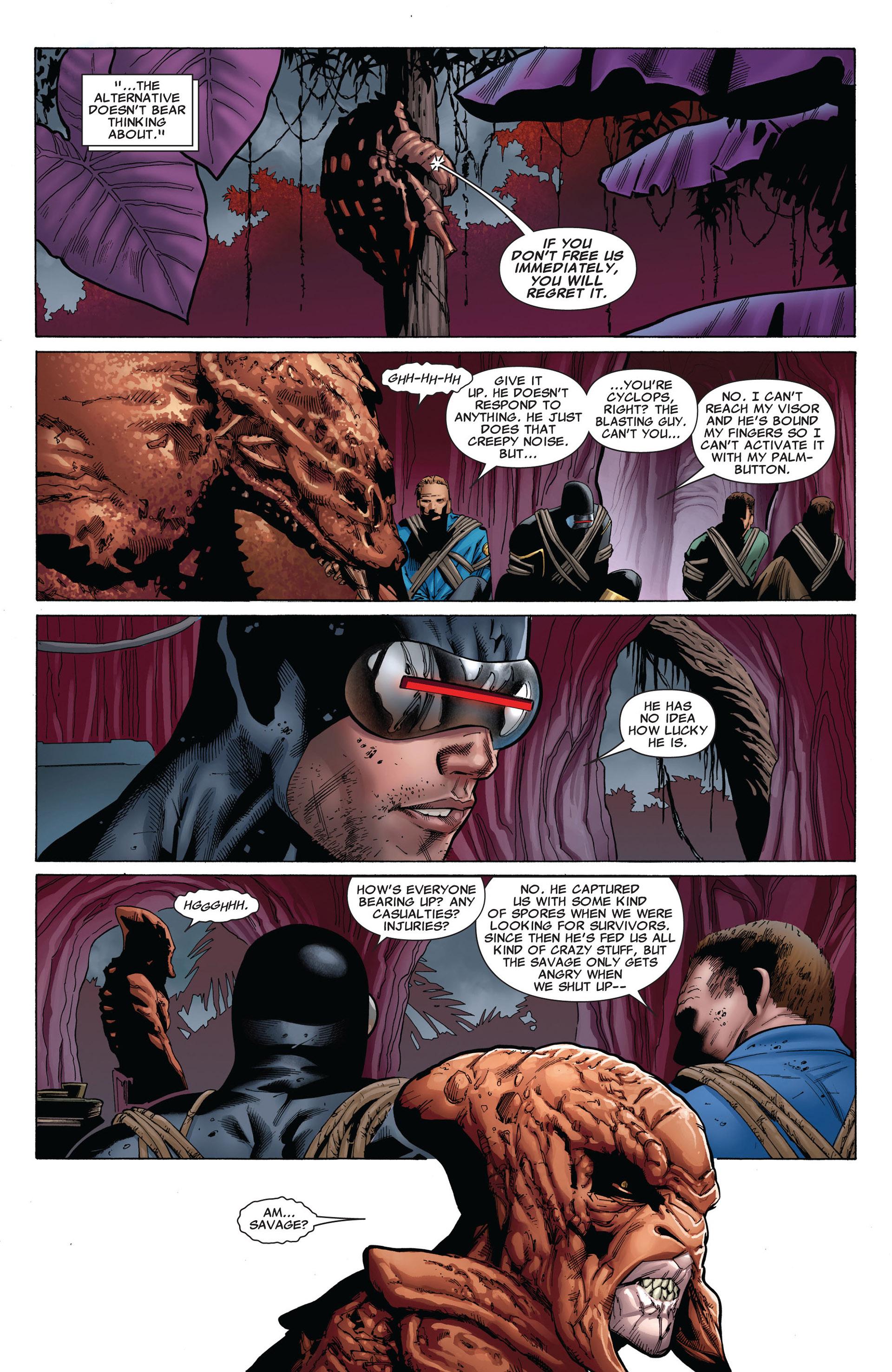 Read online Uncanny X-Men (2012) comic -  Issue #6 - 8