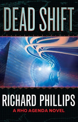 Dead Shift by Richard Phillips - book cover