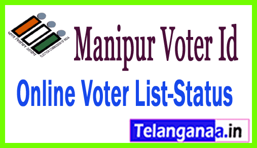 Voter List Search Your Name in Get Voter ID Manipur CEO