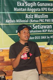 PKC PMII Bali-Nusra, Intruksikan Seluruh Kader Kawal Pemilu 2019