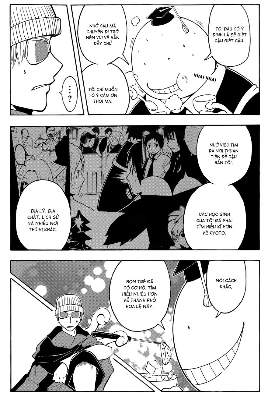 Ansatsu Kyoushitsu chap 18 trang 17