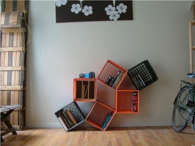 8 Furniture Lucu Nan Unik, Kamu Bisa Membuatnya Sendiri Lho!
