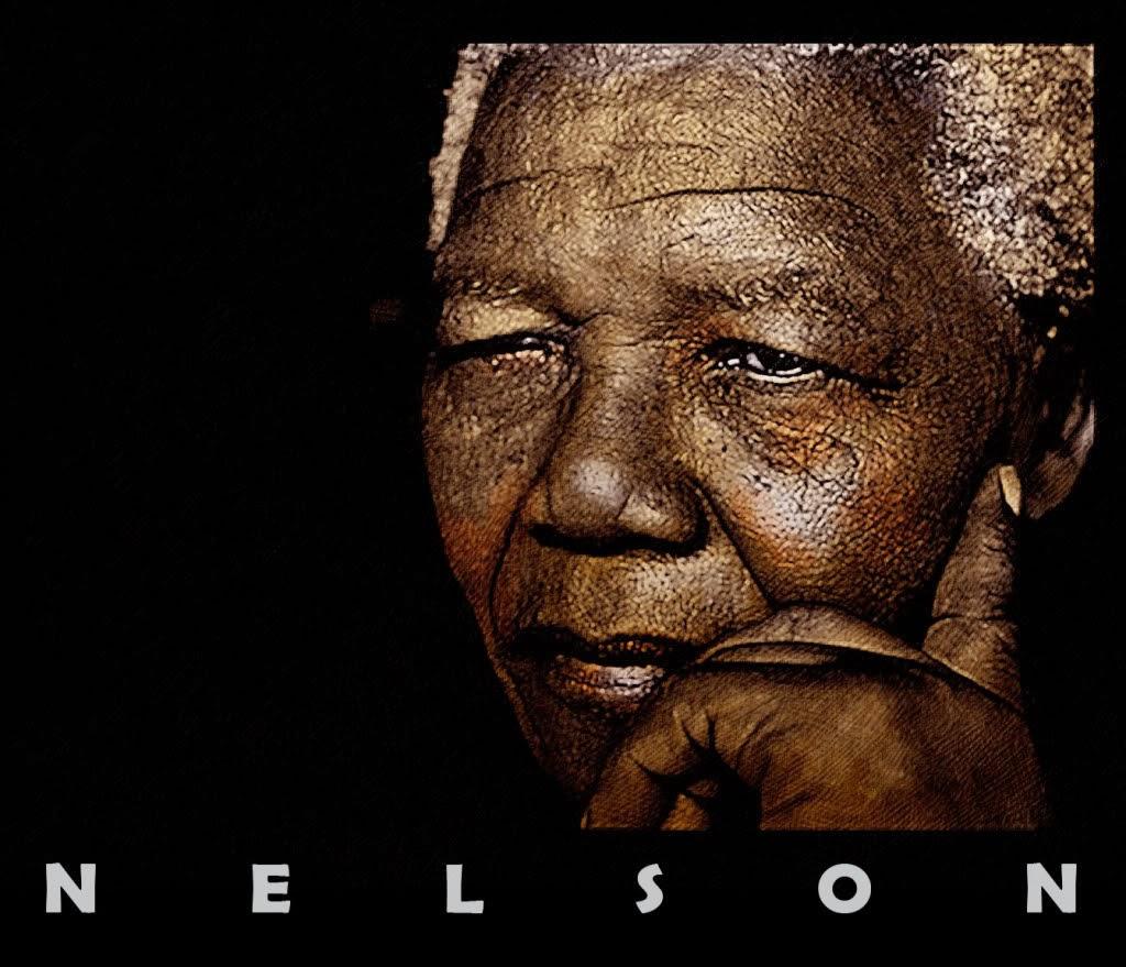 Betere On the run: Nelson Mandela ED-39
