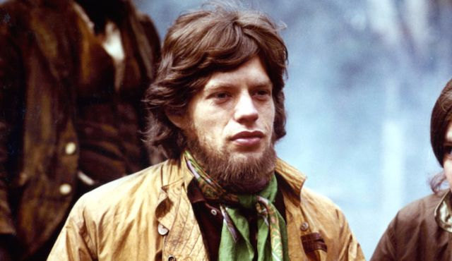 Beard Like Jagger These Photographs From The 1970s Show