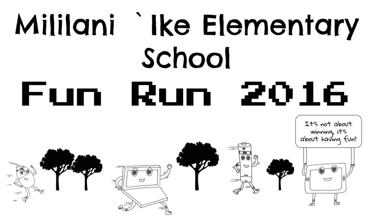Shirt design blog - Fun Run T Shirt Design